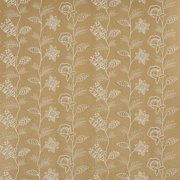 Gypsy Curtain Fabric Ember