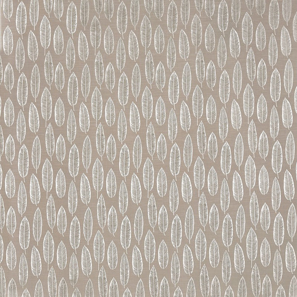 Quill Curtain Fabric Rosewood