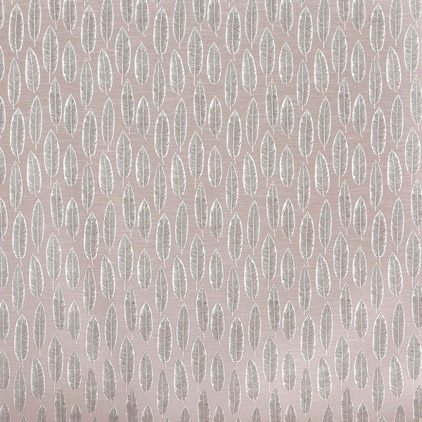Quill Curtain Fabric Iris