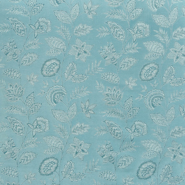 Rhapsody Curtain Fabric Teal