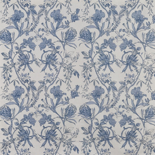 Linley Curtain Fabric Larkspur