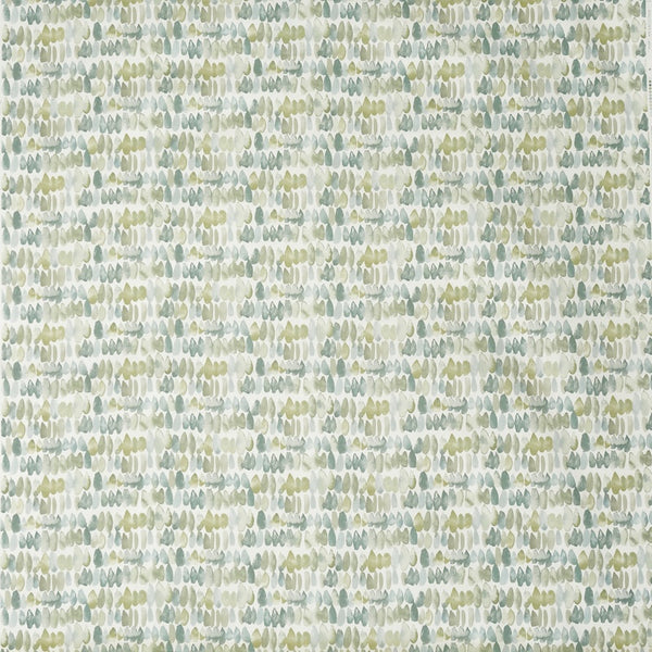 Dash Curtain Fabric Fennel