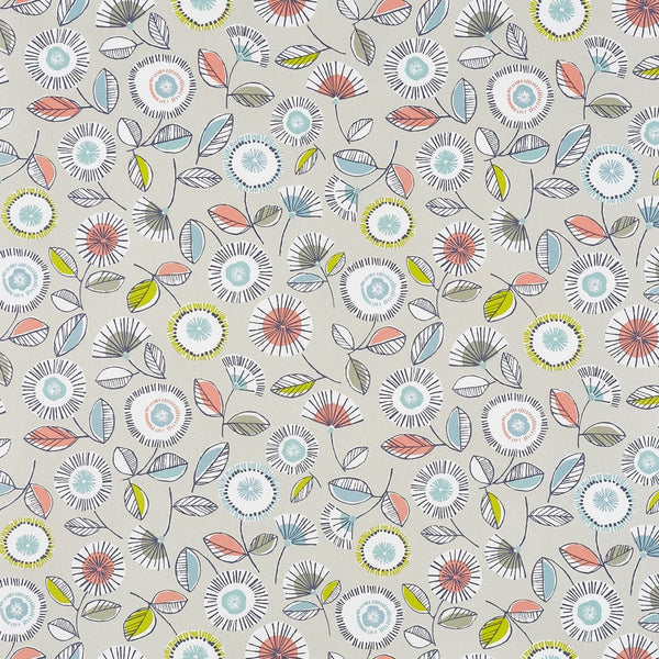 Sundance Curtain Fabric Gin Fizz
