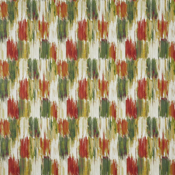 Long Beach Curtain Fabric Rumba