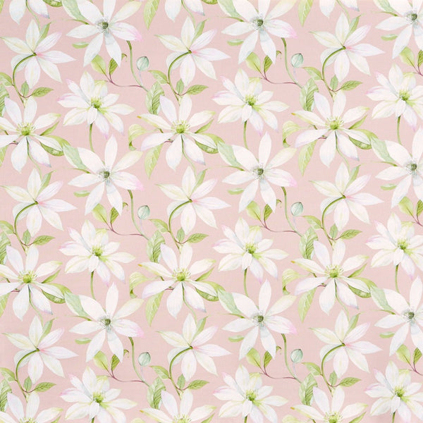 Olivia Curtain Fabric Blossom