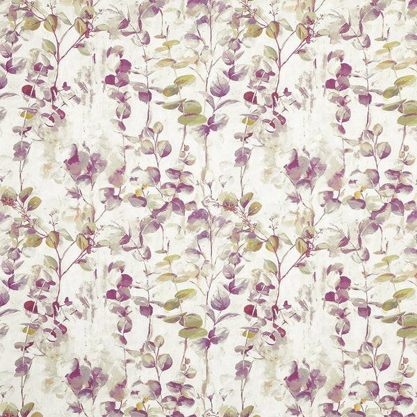 Aquarelle Curtain Fabric Crocus