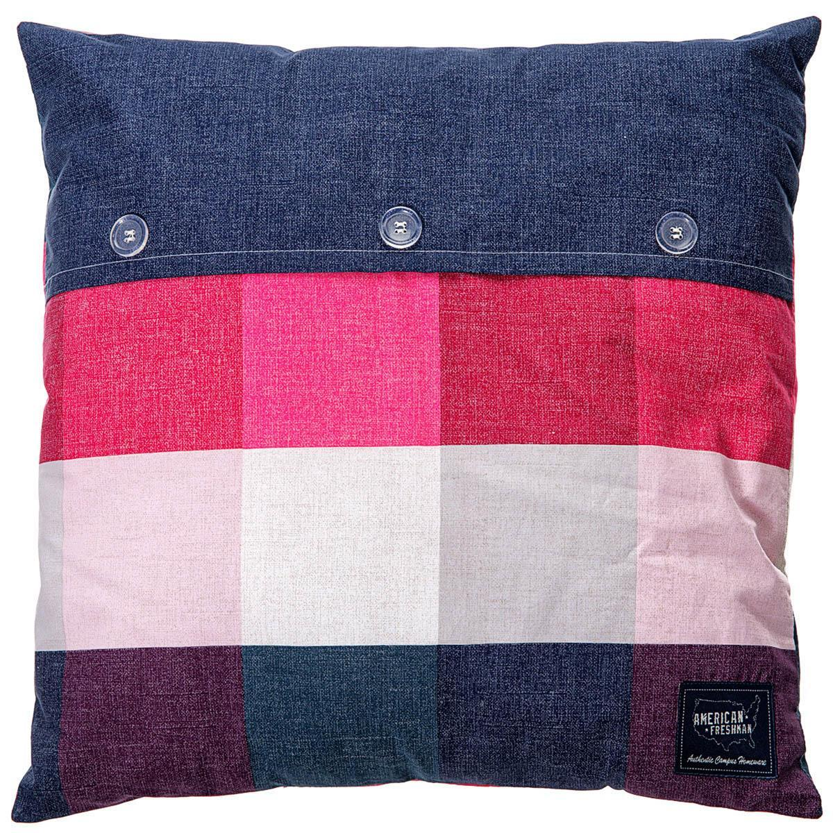 Ashley Wilde Cushions And Throws  Anderson Filled Square Cushion Cherry Multi