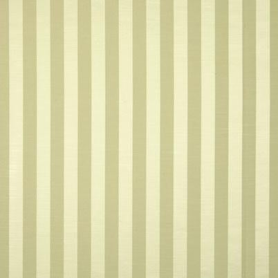Ascot Stripe Curtain Fabric Lime