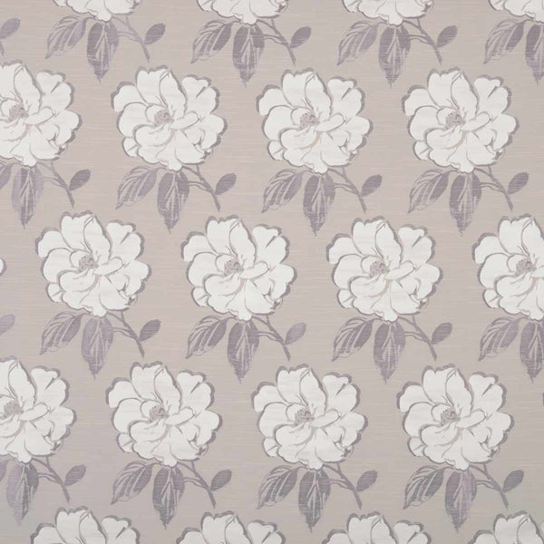 Bardot Curtain Fabric Lavender