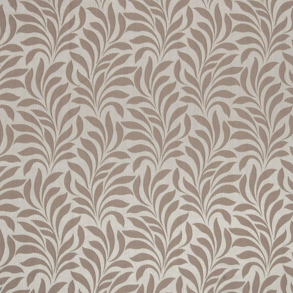 Bronte Curtain Fabric Silver