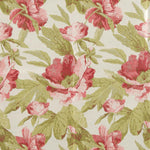 Chateaux Curtain Fabric Coral