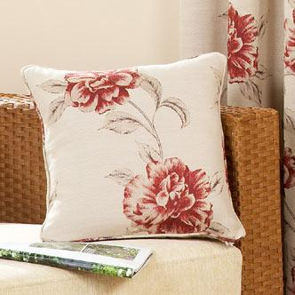 Cotswold Cushion Cover 18 x 18 Red
