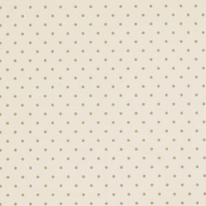 Dotty PVC Fabric Natural