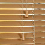 35mm Elementi Wood Venetian Blind Beech