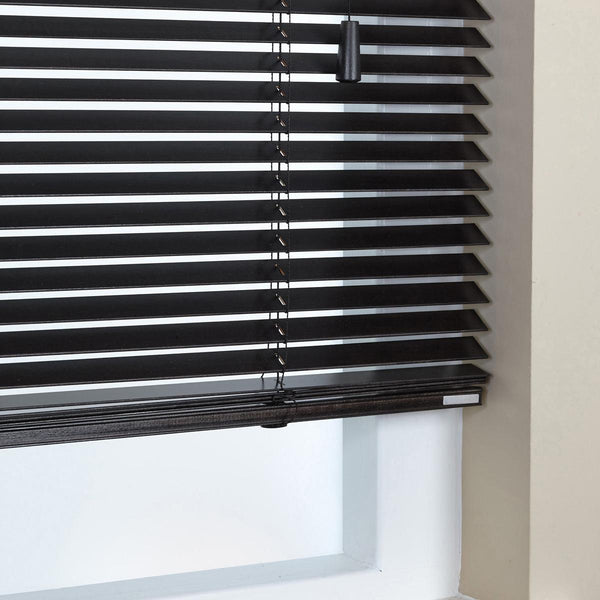 25mm Elementi Wood Venetian Blind Hazel