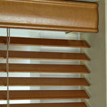 25mm Elementi Wood Venetian Blind Honey