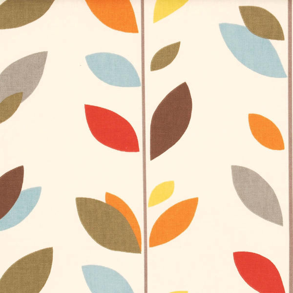 Evergreen Curtain Fabric Olive Oil