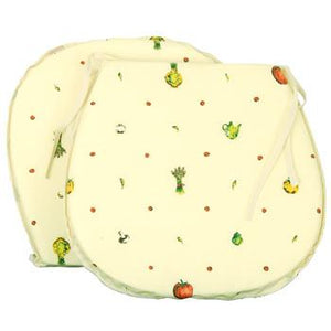 Fruits Seat Pad 34cm x 36cm (pair)