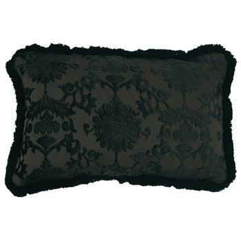 Hanover Boudoir Cushion Black