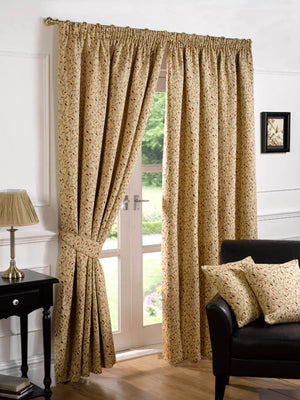 Harrogate Ready Made Lined Curtains Multi