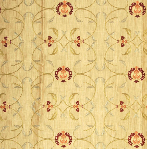 4615 Inca Curtain Fabric Classic