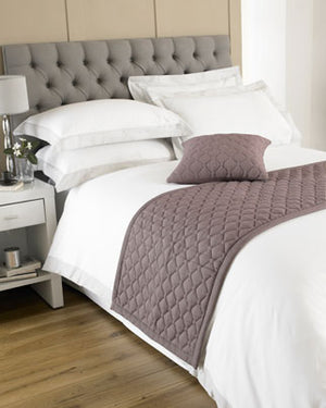 Loire Bedding Accessories Plum