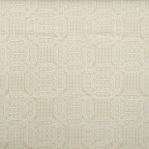 Lace PVC Fabric Natural
