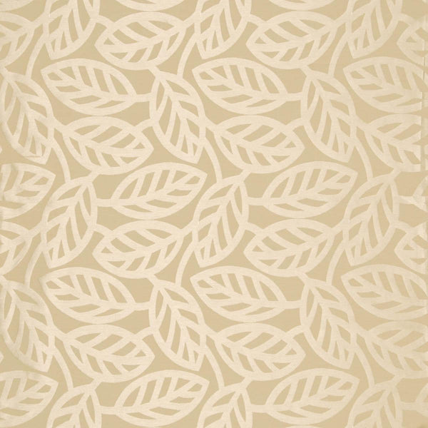 Maya Curtain Fabric Champagne