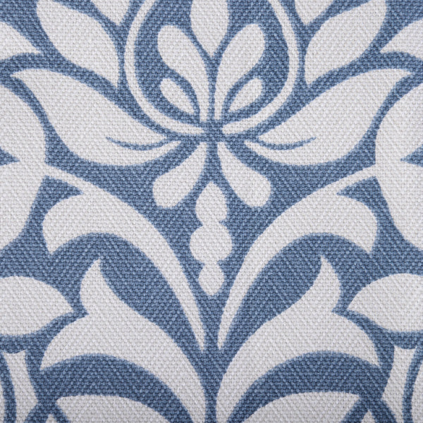 Ruskin Curtain Fabric Cobalt