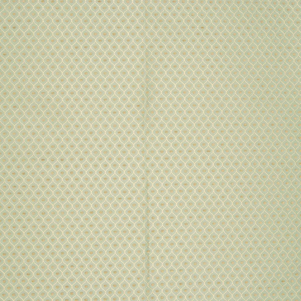 Sicily Curtain Fabric Duckegg