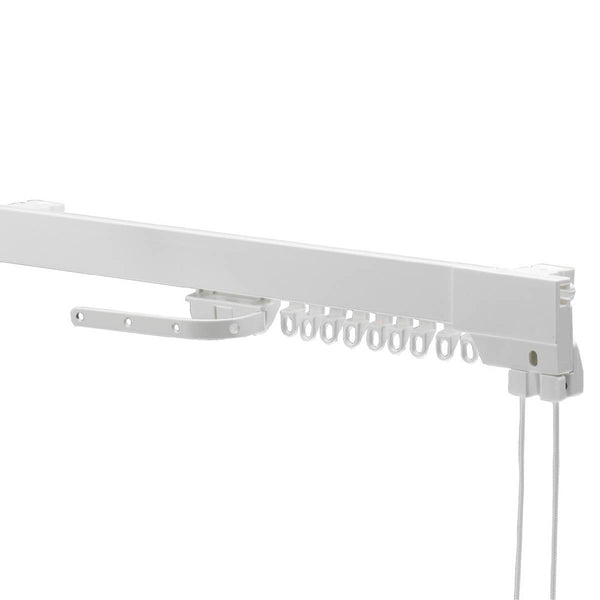 Swish Supreme Corded Curtain Track White