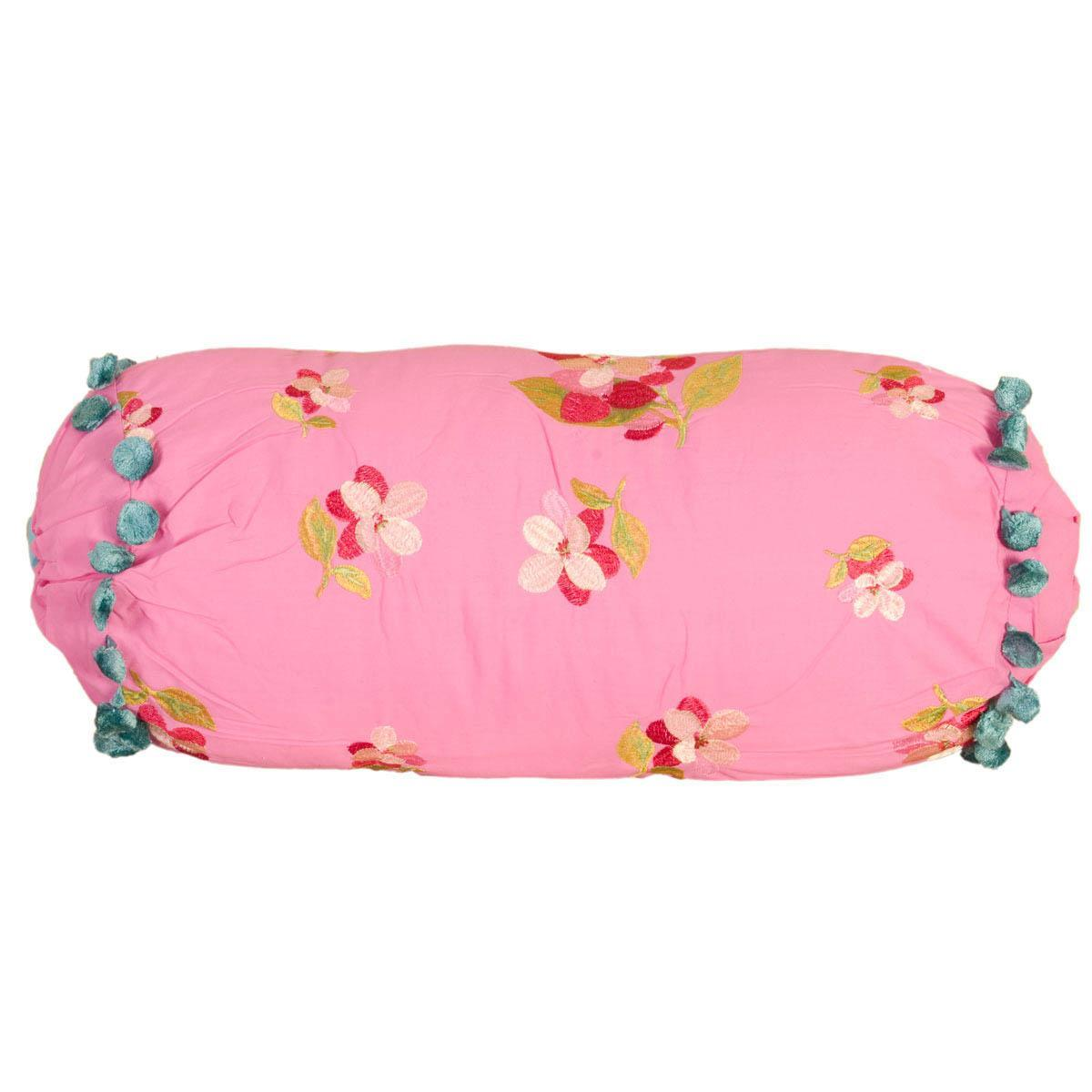 Riva Bedding Milly/Tilly Filled Bolster Cushion Red Picture