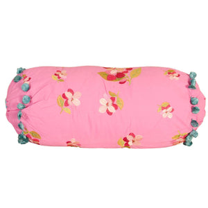 Milly/Tilly Filled Bolster Cushion Red