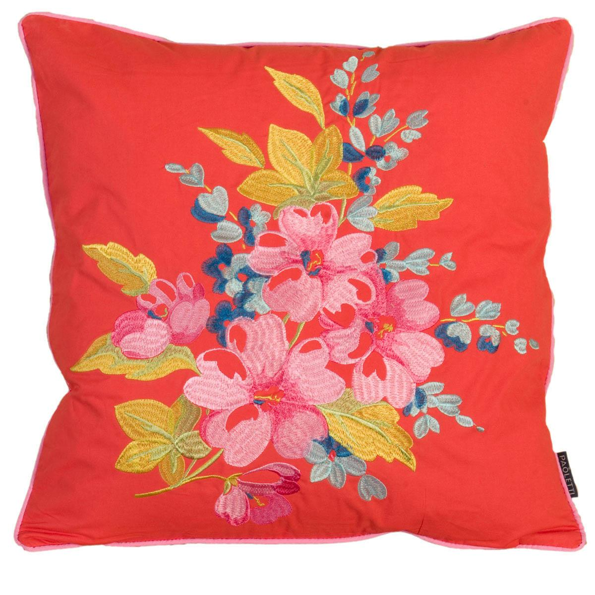 Riva Bedding Milly/Tilly Filled Cushion Red Picture
