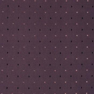 Vision Curtain Fabric Aubergine
