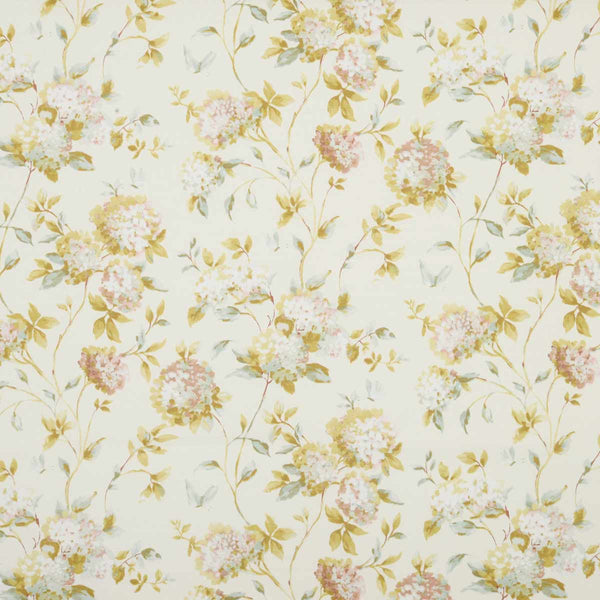 Abbeystead Curtain Fabric Eau De Nil