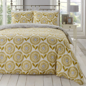 Ada Bedding Set Ochre
