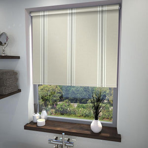 Alberta Blackout Roller Blind Ash