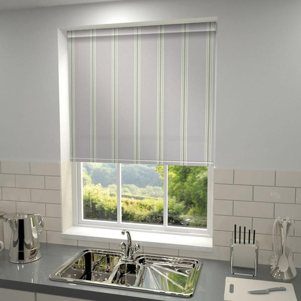 Alberta Blackout Roller Blind Grape