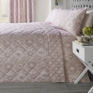 Alford Bedspread Blush