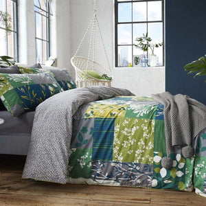 Alvine Bedding Set Green
