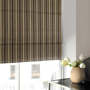 Ambleside Roman Blind Ebony