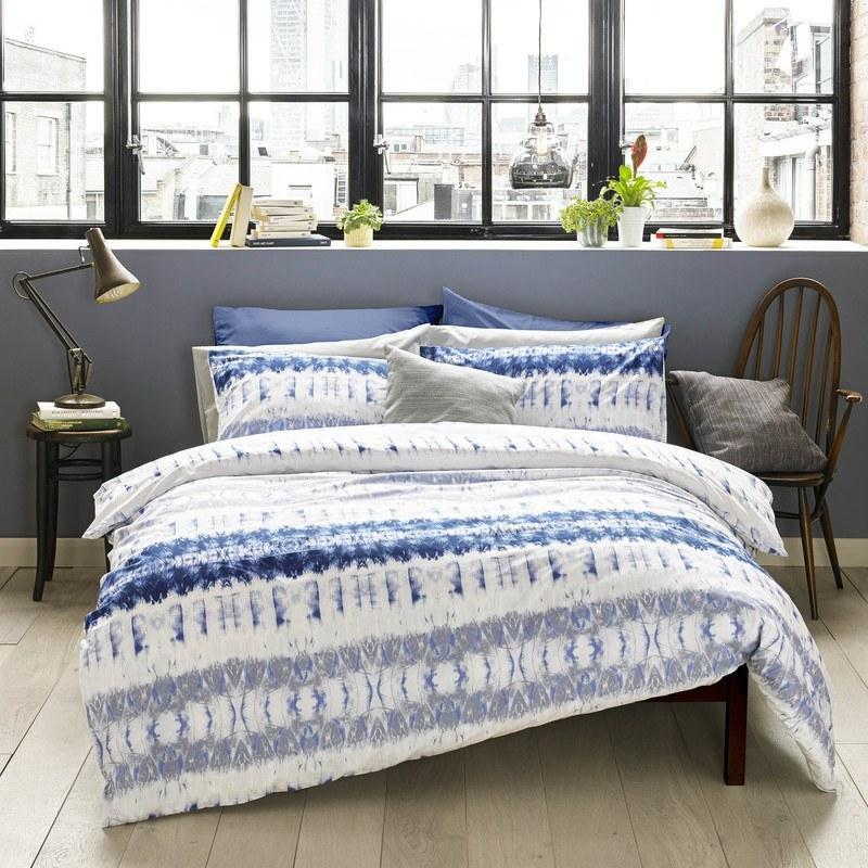 Ashley Wilde Bedding Blueprint Arizona Bedding Indigo Picture