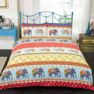 Jaipur Bedding Red