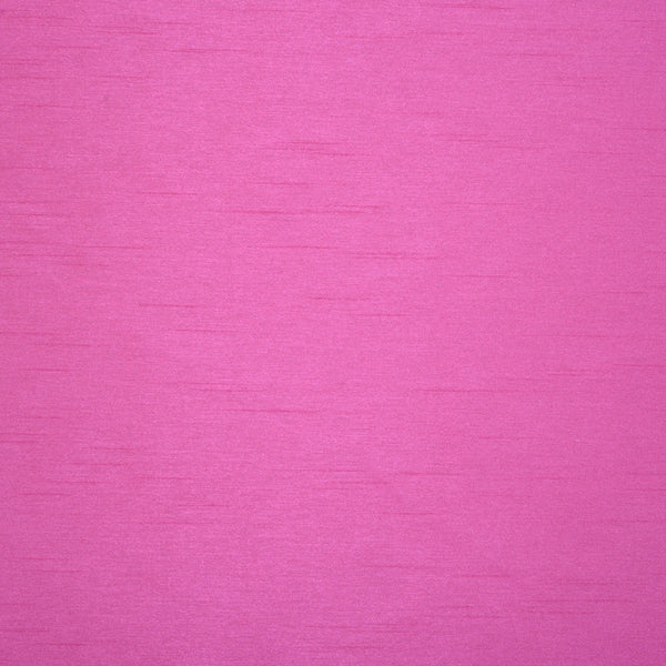 Art Silk Made to Measure Curtains Fuschia