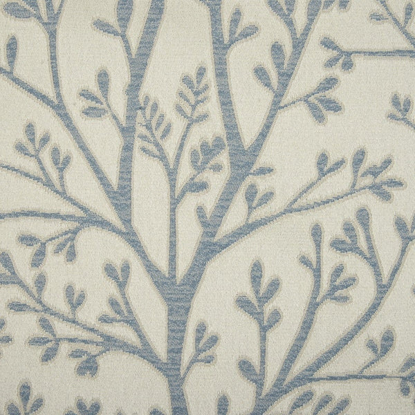 Ashley Curtain Fabric Indigo