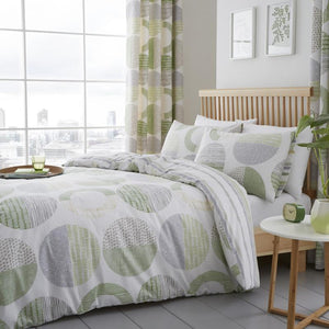 Aslan Bedding Set Green