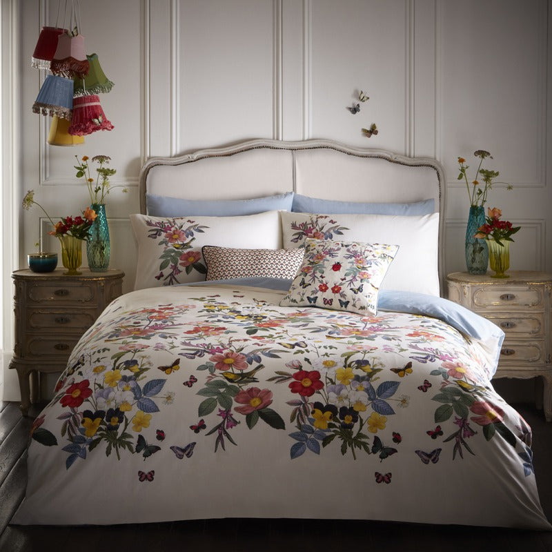 Clarke and Clarke Bedding Oasis - Ava Bedding Collection Multi Picture