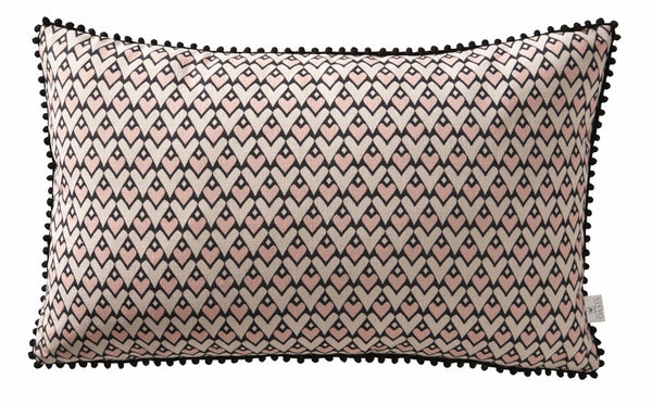 Oasis - Ava Heart Filled Boudoir Cushion Multi