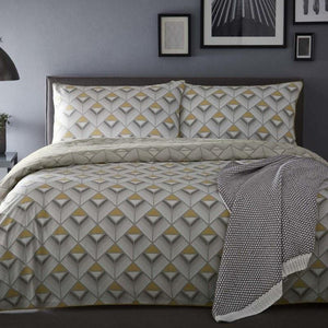 Axis Bedding Set Yellow